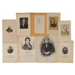 Space and Science Collection of Engravings