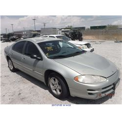 1999 - DODGE INTREPID