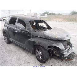 2005 - CHRYSLER PT CRUISER // NON-REPAIRABLE