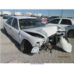2007 - FORD CROWN VICTORIA // SALVAGE TITLE