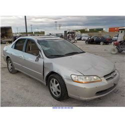 1998 - HONDA ACCORD EX