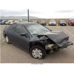2003 - HONDA ACCORD // SALVAGE TITLE