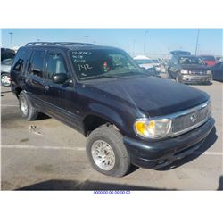 2000 - MERCURY MOUNTAINEER