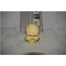 ZZ-CLEARANCE SKULL MINIATURE FROM  UNKNOWN PRODUCTION