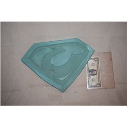 SUPER DUDE MAN OF METAL ALLOY ZOD GLYPH MASTER MOLD