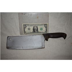 ZZ-CLEARANCE CLEAVER FROM UNKNOWN PRODUCTION 2