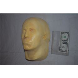 ZZ-CLEARANCE DISPLAY HALF HEAD FOR MASKS HATS WIGS SCULPTING ETC 2