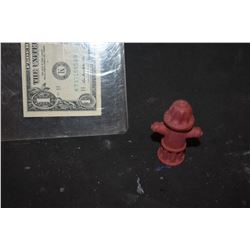 ZZ-CLEARANCE MINIATURE FIRE HYDRANT