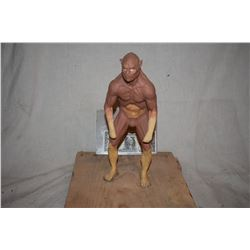 UNDERWORLD WEREWOLF LYCAN ORIGINAL MAQUETTE CLAY SCULPT