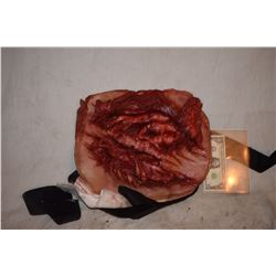 TRUE BLOOD SLASHED TORSO WITH EXPOSED ENTRAILS WEARABLE WITH STRAPS