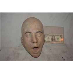 ZZ-CLEARANCE HEAD GENERIC FOAM OPEN MOUTH AND EYES