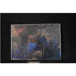 ZZ-CLEARANCE SYD MEAD SIGNED ARTWORK PRINT 2