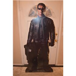 TERMINATOR 3 RISE OF THE MACHINES ARNOLD SCHWARZENEGGER THEATER STANDEE