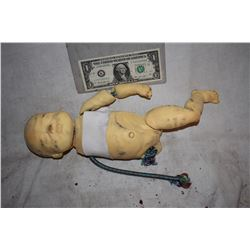 ZZ-CLEARANCE DEAD BABY MISSING ARM AND LEG