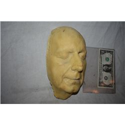 ZZ-CLEARANCE DISPLAY HALF HEAD FOR MASKS HATS WIGS SCULPTING ETC 7