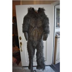 UNDERWORLD RISE OF THE LYCANS WEREWOLF SCREEN USED COMPLETE MAIN SUIT RARE HAIRIER WILD VERSION