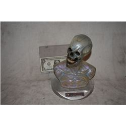 ALIEN BUST MAQUETTE OF UNKNOWN ORIGIN