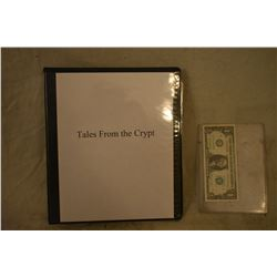 TALES FROM THE CRYPT PRODUCTION BOOK