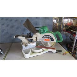 "Hitachi C10FSH 10"" Slide Compound Saw"