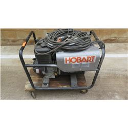 Hobart Champion 4500; 4500 Generator/140 AMP AC Welder w/Cables