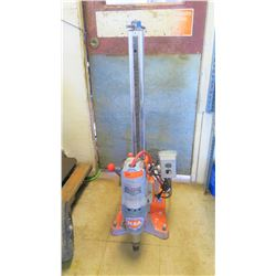 Milwaukee DR620 Coring Rig Dymodrill
