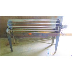 Large Rotisserie Grill for Huli Huli Chicken