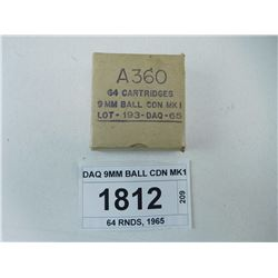 DAQ 9MM BALL CDN MK1