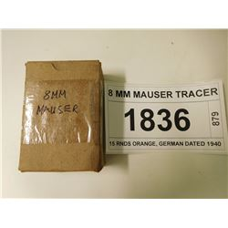 8 MM MAUSER TRACER