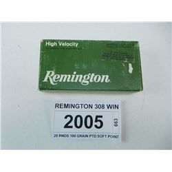 REMINGTON 308 WIN