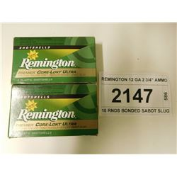 "REMINGOTN 12 GA 2 3/4"" AMMO"