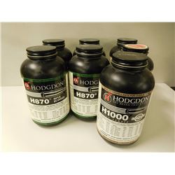 ASSORTED SMOKELESS PROPELLANT