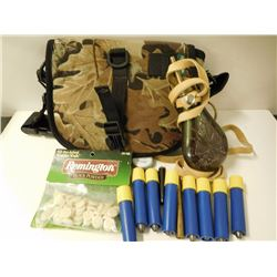 BLACK POWDER BAG KIT
