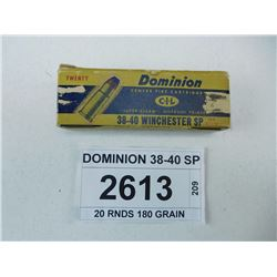 DOMINION 38-40 SP