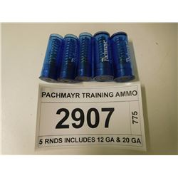 PACHMAYR TRAINING AMMO