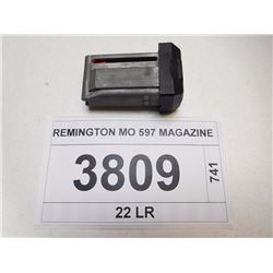 REMINGTON MO 597 MAGAZINE