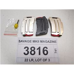 SAVAGE MKII MAGAZINE