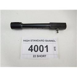 HIGH STANDARD BARREL