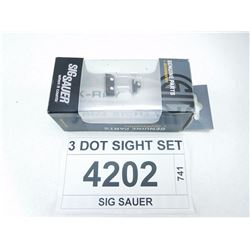 3 DOT SIGHT SET