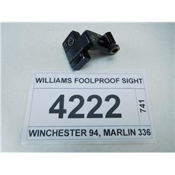 WILLIAMS FOOLPROOF SIGHT