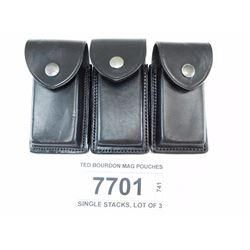 TED BOURDON MAG POUCHES