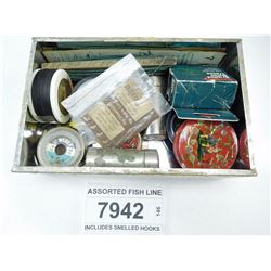ASSORTED FISHING LINE