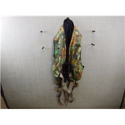 CAMO SAFTY HARNESS & FANNY PACK