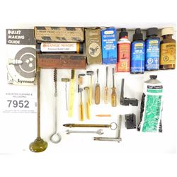 ASSORTED CLEANING & RELOADING