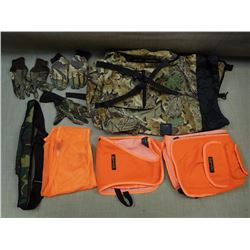 ASSORTED OUTDOOR GEAR