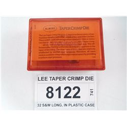 LEE TAPER CRIMP DIE