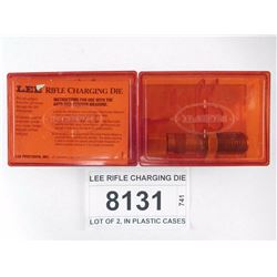 LEE RIFLE CHARGING DIE