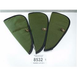 MOOSE BRAND SOFT HANDGUN CASES