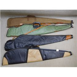 ASSORTED SOFT RIFLE BAGS