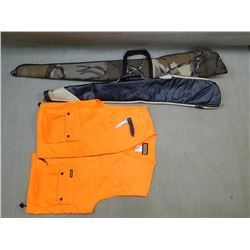 SOFT RIFLE CASES, VEST & KNIFE
