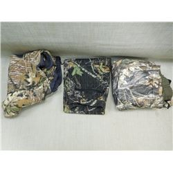ASSORTED CAMO GEAR